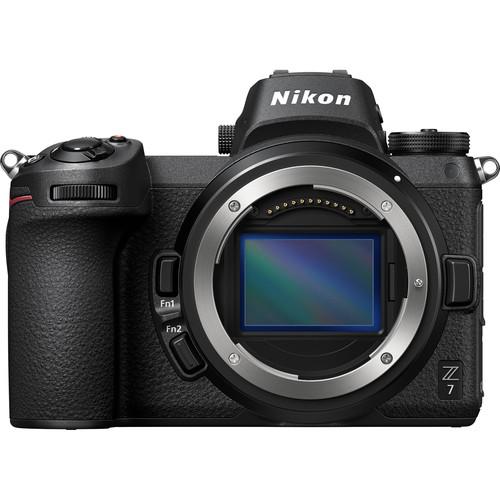 خرید دوربین نیکون z7 یزد کمرا
