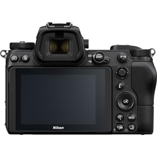 مشخصات دوربین عکاسی nikon z7 در یزد کمرا