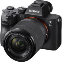 قیمت و خرید دوربین عکاسی سونی آلفا sony A7 iii یزد کمرا
