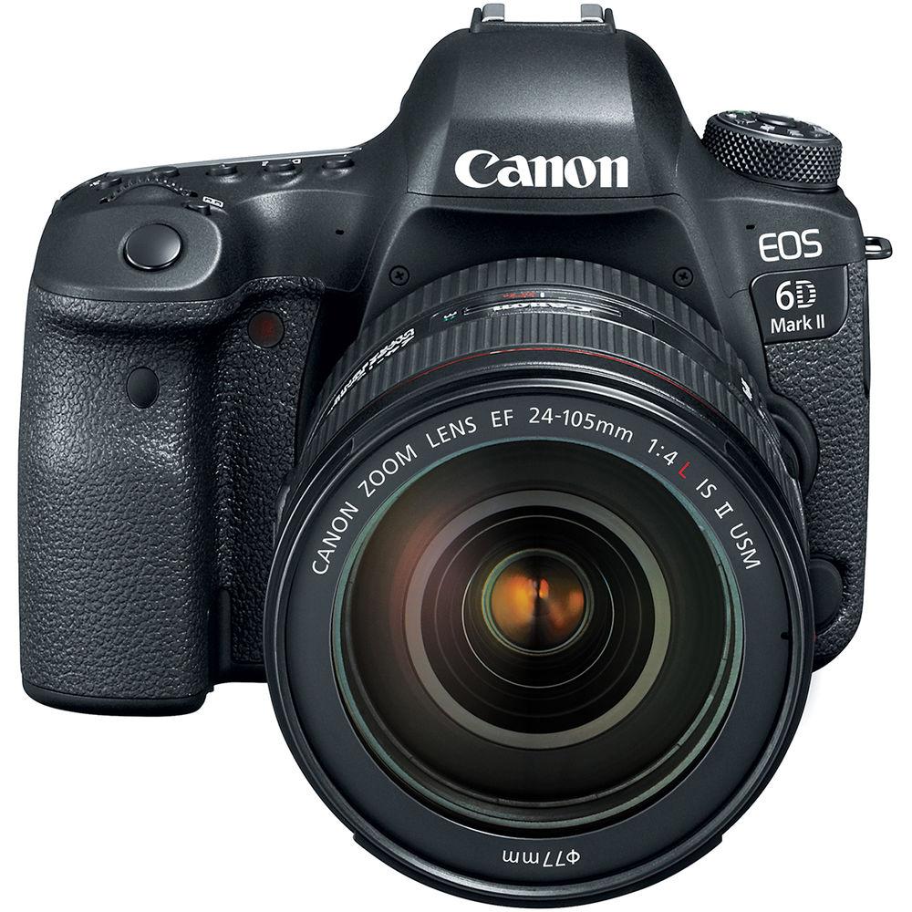 قیمت دوربین دیجیتال کانن Canon EOS 6D Mark II در یزد کمرا