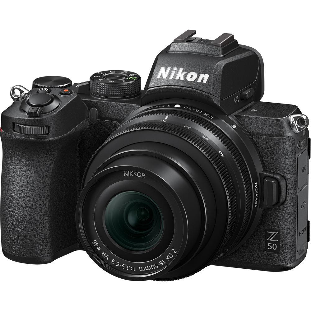 خرید دوربین عکاسی نیکون z50 - فروشگاه یزد کمرا