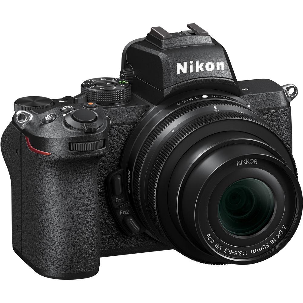 مشخصات دوربین عکاسی نیکون z50 در یزد کمرا