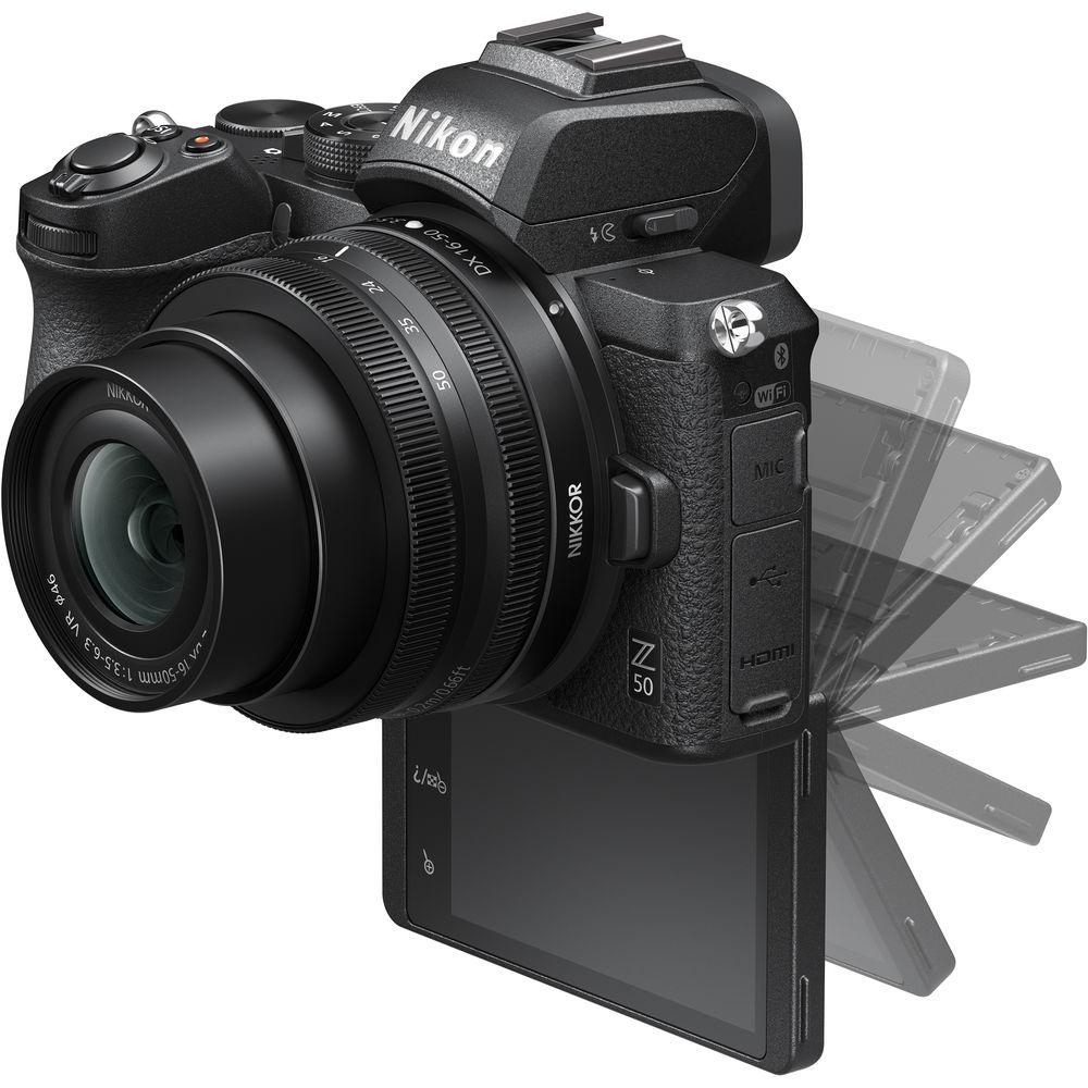 قیمت دوربین عکاسی Nikon z50 در فروشگاه یزد کمرا
