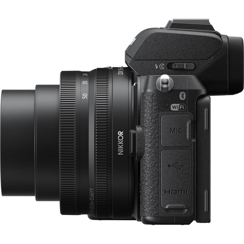 بهترین قیمت دوربین عکاسی Nikon z50 در یزد کمرا