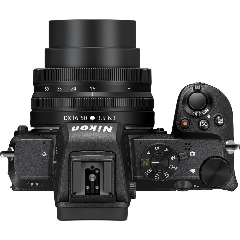 بهترین قیمت دوربین عکاسی نیکون Z50 در یزد کمرا