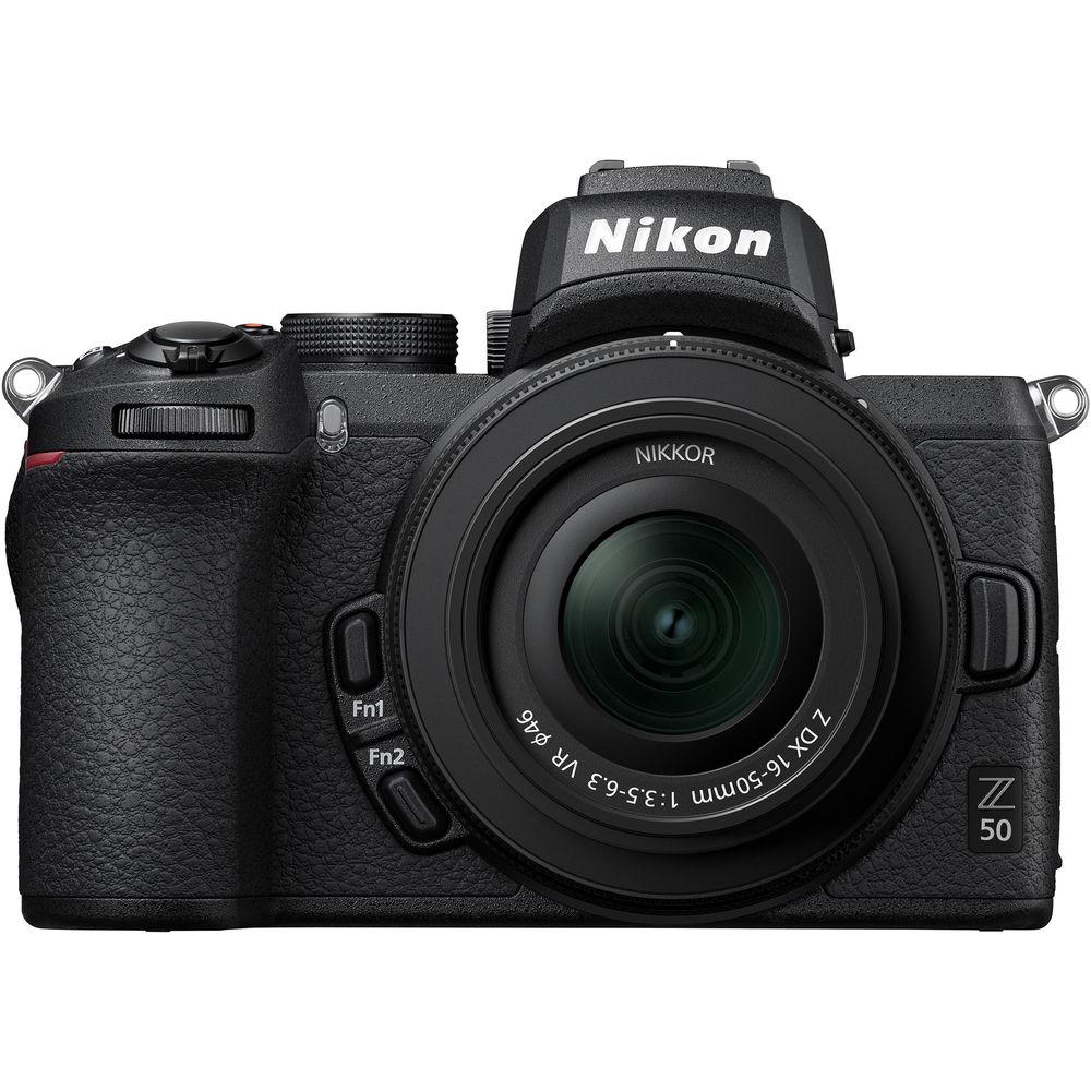 مناسب ترین قیمت خرید اینترنتی دوربین عکاسی Nikon z50 - یزد کمرا