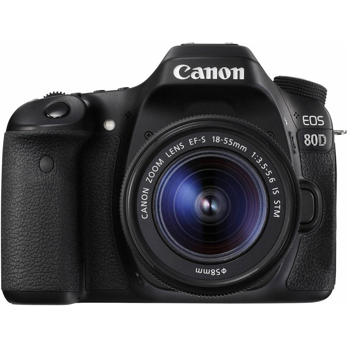 مشخصات، خرید و قیمت دوربین دیجیتال Canon 80D در یزد کمرا
