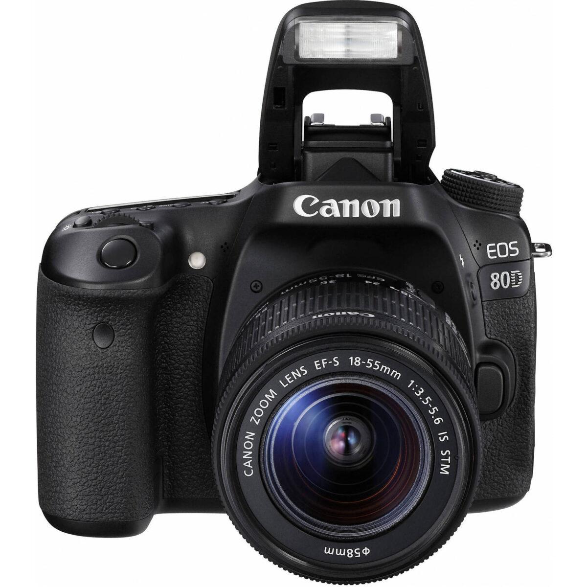 خرید آنلاین دوربین کانن 80D در فروشگاه یزد کمرا
