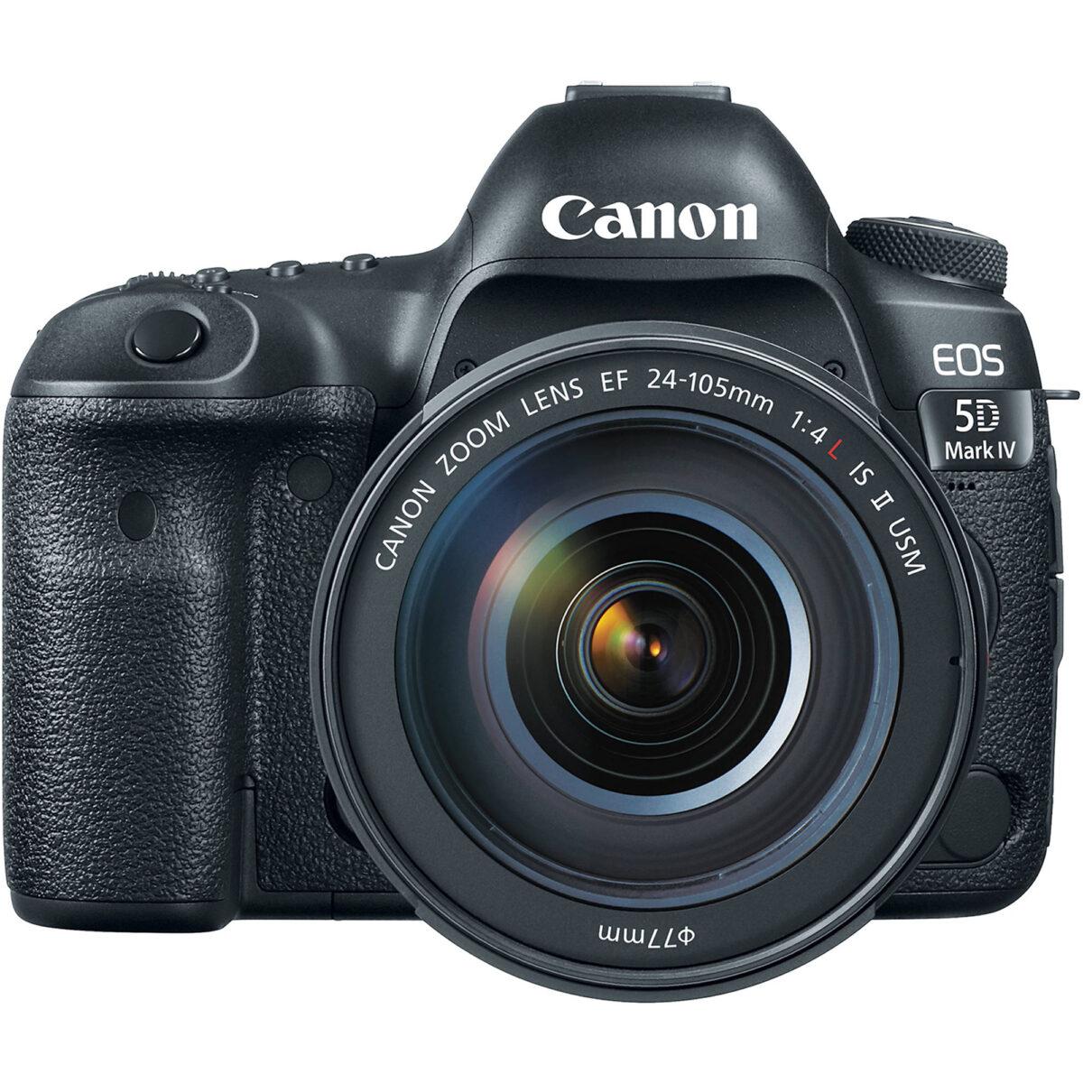 مشخصات، خرید و قیمت دوربین canon eos 5d mark IV تایپ 2 - یزد کمرا