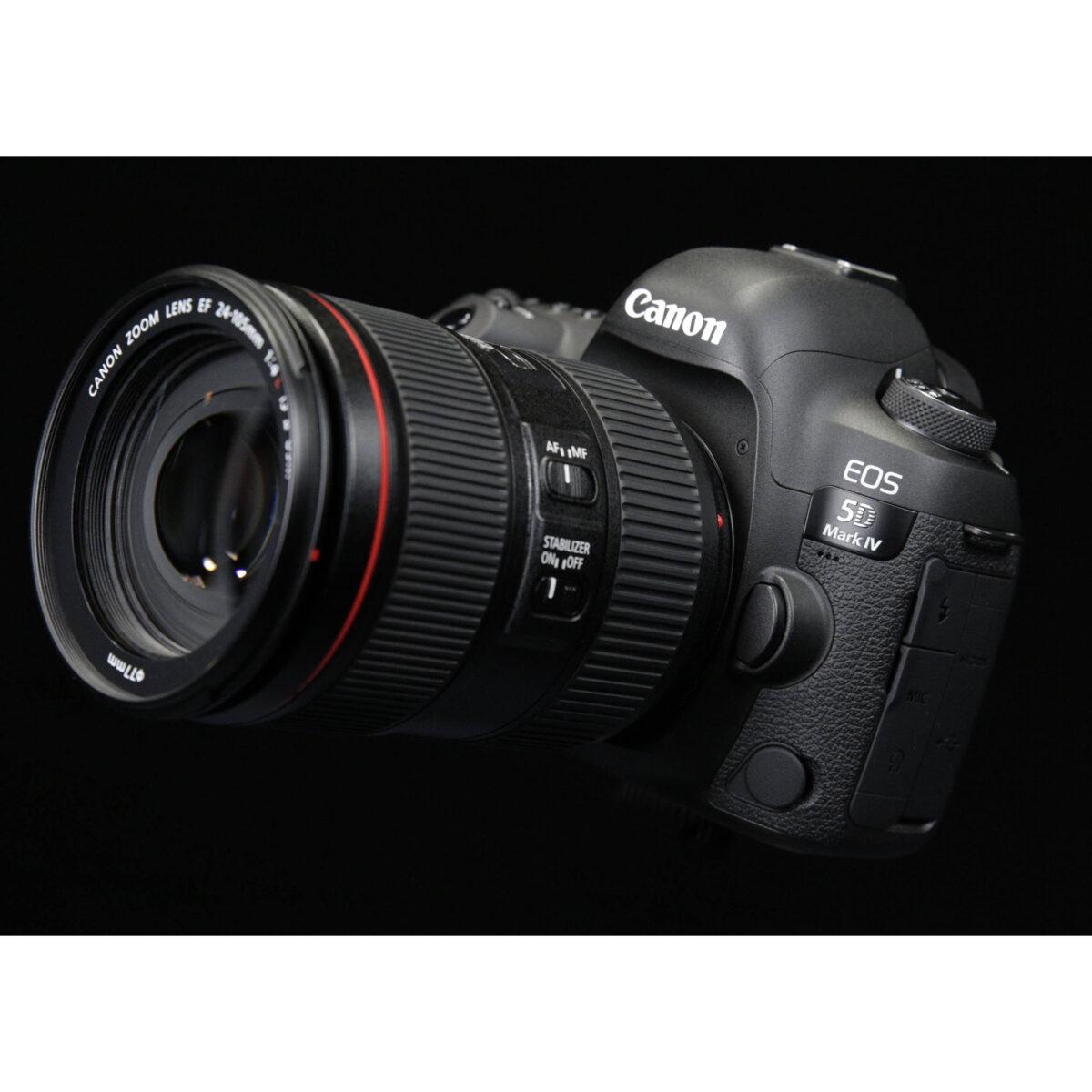 با کیفیت ترین دوربین دیجیتال کانن eos 5d mark IV - فروشگاه یزد کمرا