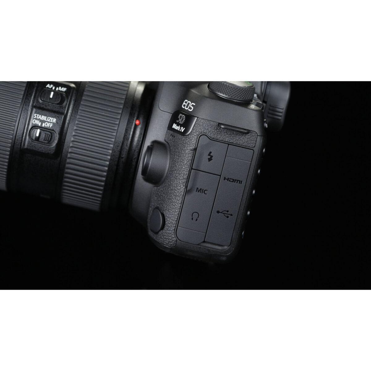 بهترین قیمت دوربین دیجیتال کانن eos 5d mark IV - فروشگاه یزد کمرا