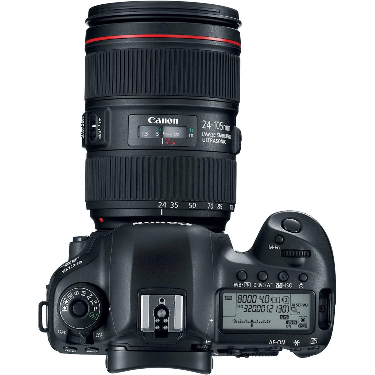 قیمت دوربین canon eos 5d mark IV تایپ 2 - یزد کمرا