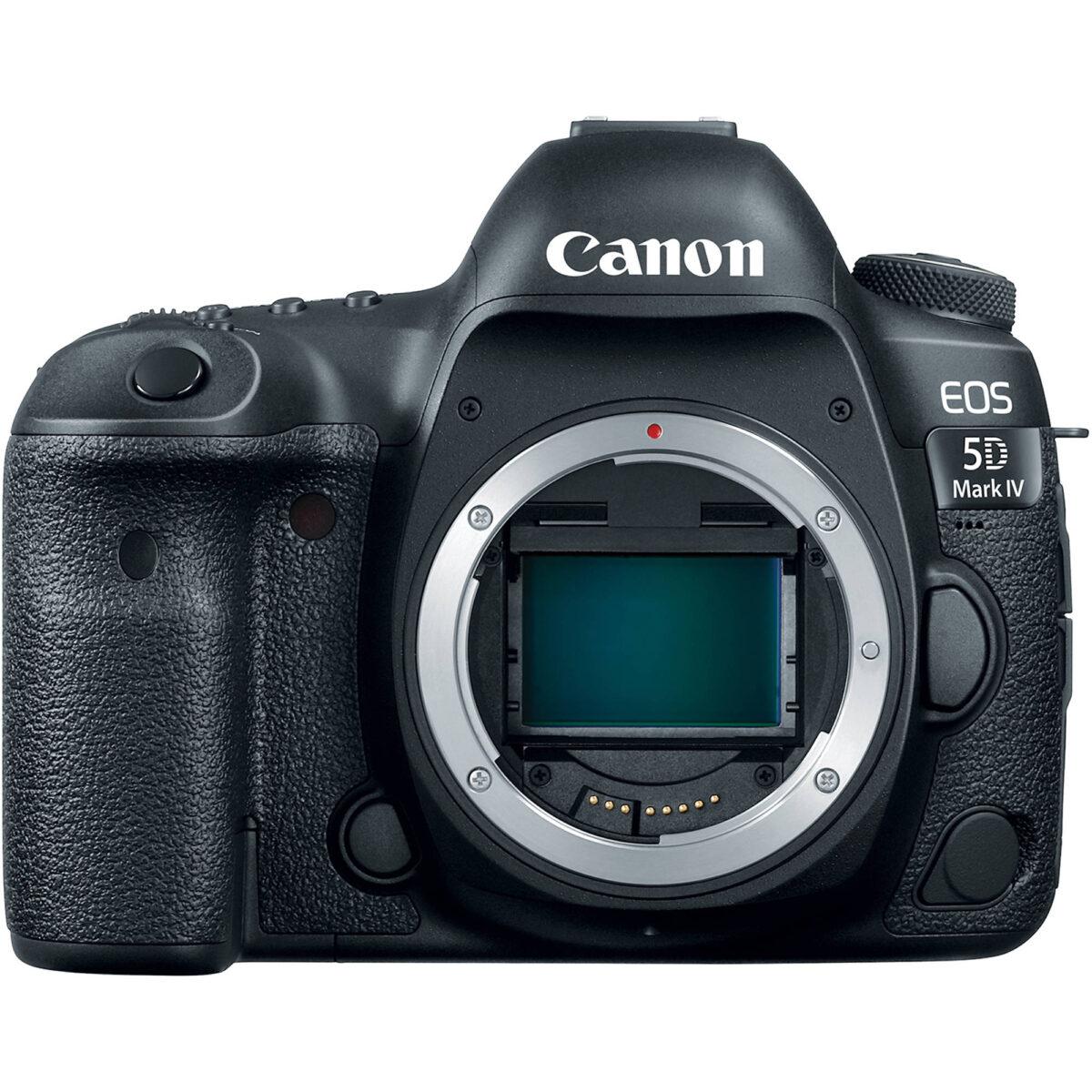 خرید اینترنتی دوربین canon eos 5d mark IV تایپ 2 - یزد کمرا