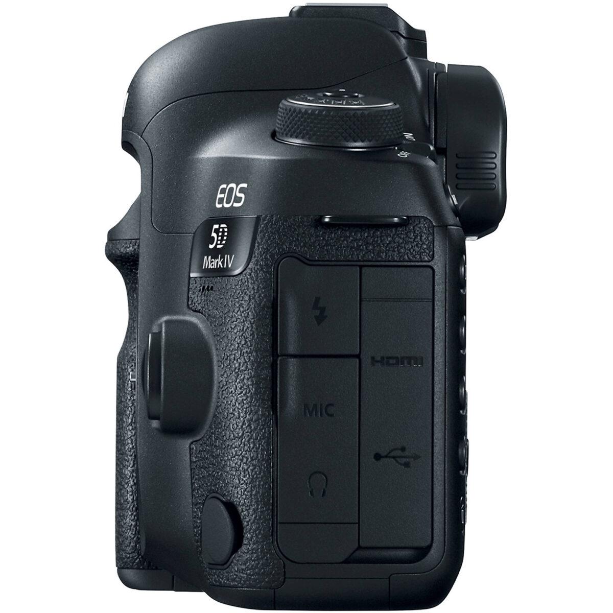 مناسبت ترین قیمت دوربین canon eos 5d mark IV تایپ 2 - یزد کمرا