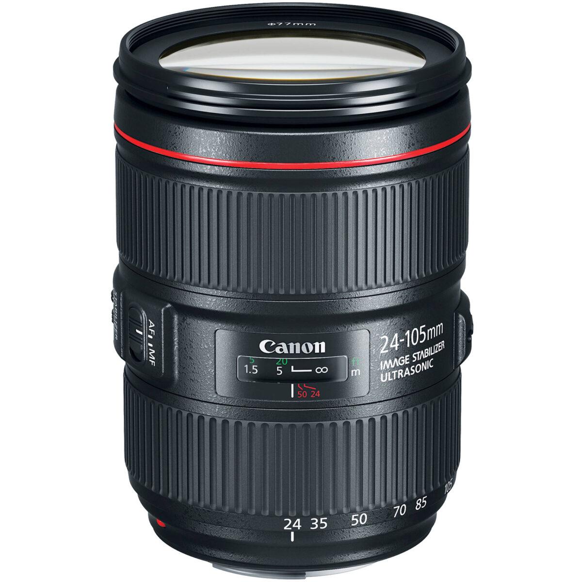 لنز 105-24 دوربین کانن eos 5d در یزد کمرا