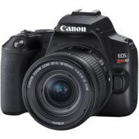 مشخصات، خرید و قیمت دوربین canon eos rebel sl3 در یزد کمرا