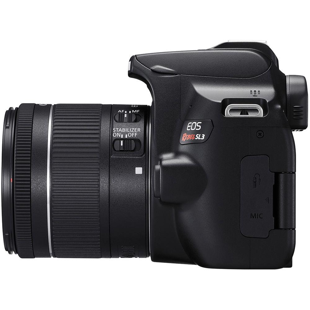 مشخصات، خرید و قیمت دوربین کانن rebel sl3 در فروشگاه یزد کمرا
