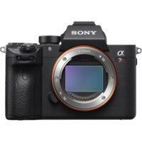 قیمت و خرید دوربین بدون آینه سونی مدل Alpha a7R III body