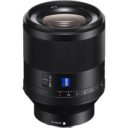قیمت و خرید لنزسونی Sony Planar T* FE 50mm f/1.4 ZA