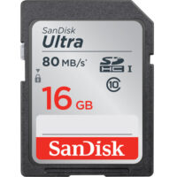 قیمت و خرید کارت حافظه SDHC سن دیسک مدل Ultra کلاس 10 استاندارد UHS-I U1 سرعت 533X 80MBps ظرفیت 16 گیگابایت