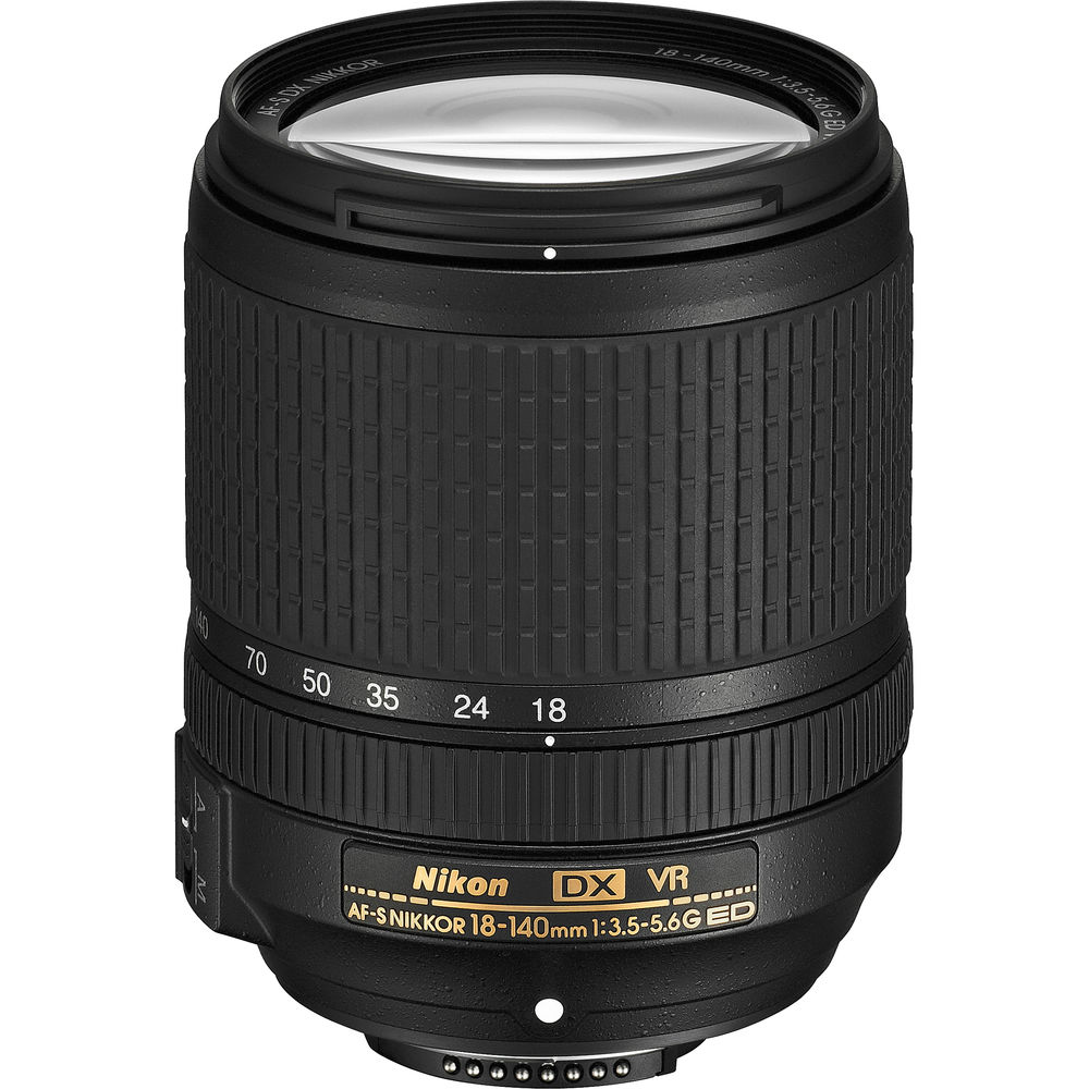 قیمت و خرید لنز نیکون AF-S 18-140mm f/3.5-5.6G ED DX VR