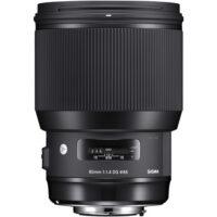 قیمت و خرید لنز سیگما Sigma 85mm f/1.4 DG HSM Art for Canon
