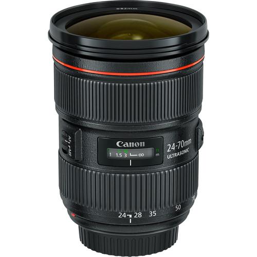 قیمت و خرید لنز کانن EF 24-70mm f/2.8L II USM