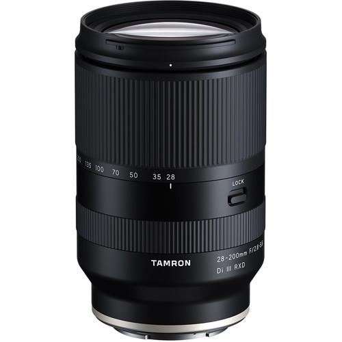 قیمت و خرید لنز تامرون Tamron 28-200mm f/2.8-5.6 Di III RXD Lens for Sony E