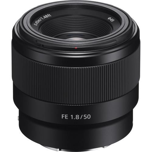 قیمت و خرید لنز سونی Sony FE 50mm f/1.8