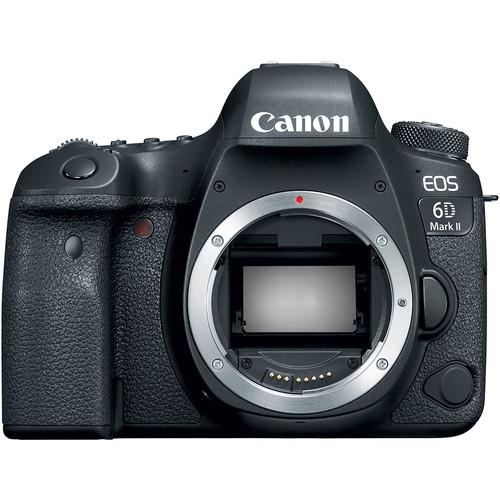قیمت و خرید دوربین دیجیتال کانن مدل EOS 6D Mark II بدون لنز