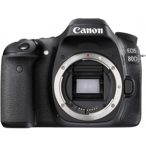 قیمت و خرید دوربین دیجیتال کانن مدل Eos 80D Body