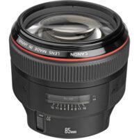 قیمت و خرید لنز کانن Canon EF 85mm f/1.2L II USM