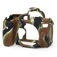 قیمت و خرید کاور کاور سیلیکونی دوربین طرح استتار easyCover Silicone Protection Cover for Canon 90D