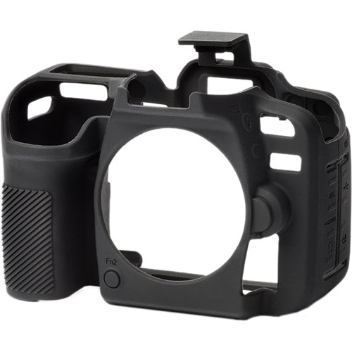 قیمت و خرید کاور کاور سیلیکونی دوربین نیکون رنگ مشکی easyCover Silicone Protection Cover for Nikon D7500