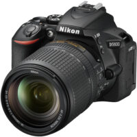 قیمت و خرید دوربین دیجیتال نیکون مدل Nikon D5600 Kit 18-140mm f/3.5-5.6 G VR