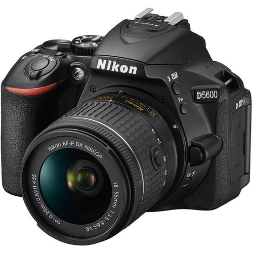 قیمت و خرید دوربین دیجیتال نیکون مدل Nikon D5600 بدون لنز
