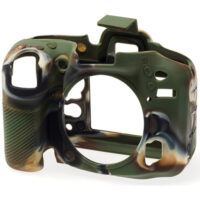 قیمت و خرید کاور سیلیکونی دوربین نیکون طرح استتار easyCover Silicone Protection Cover for Nikon D7100 & D7200