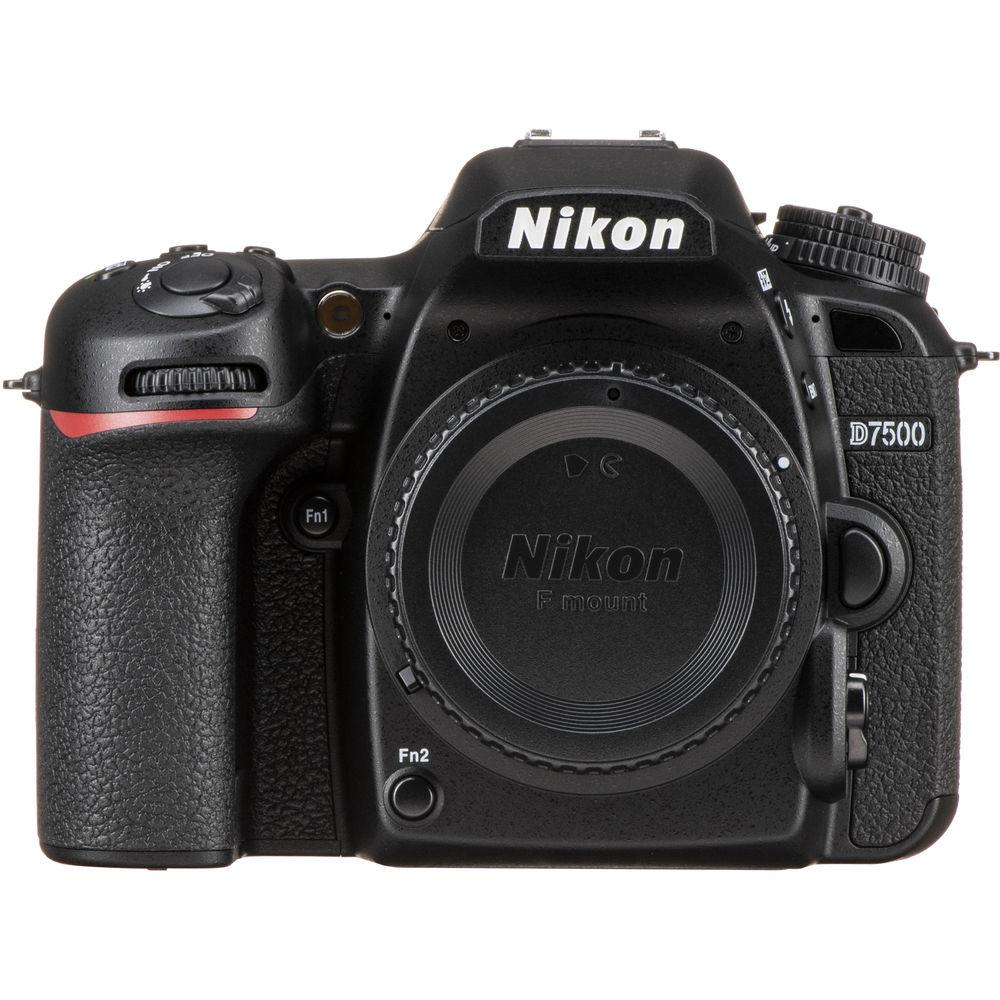قیمت و خرید دوربین دیجیتال نیکون مدل D7500 بدون لنز