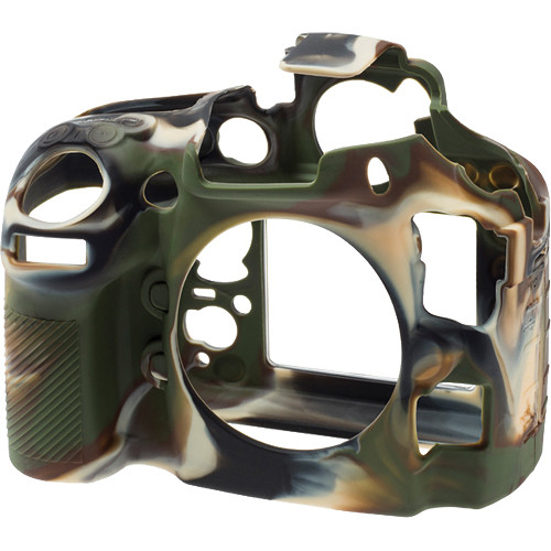 قیمت و خرید کاور سیلیکونی دوربین نیکون ( استتار ) easyCover Silicone Protection Cover for Nikon D810