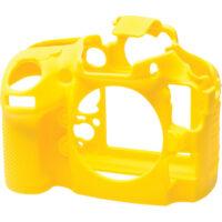 قیمت و خرید کاور کاور سیلیکونی دوربین نیکون (easyCover Silicone Protection Cover for Nikon D810 (Yellow