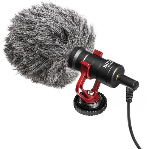قیمت و خرید میکروفون کاردیود بویا مدل BY-MM1