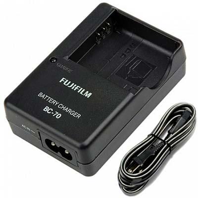 قیمت و خرید شارژر باتری لیتیومی فوجی فیلم Fujifilm BC-70