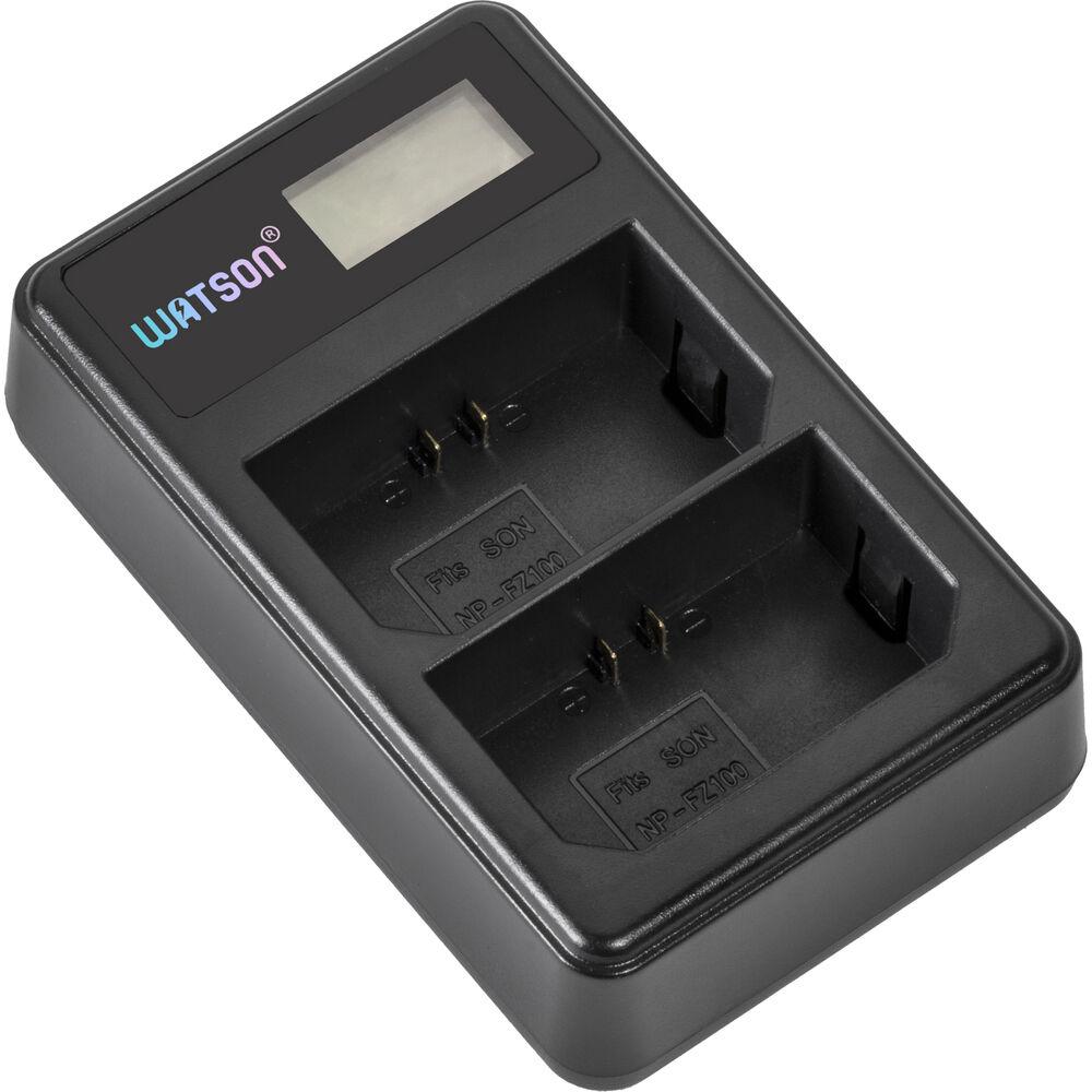 قیمت و خرید شارژر باتری دوربین سونی