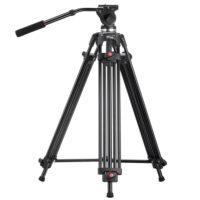 قیمت و خرید سه پایه فیلمبرداری جی یانگ مدل جی وای 508A