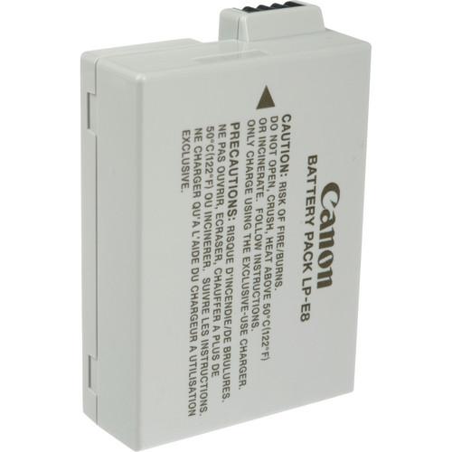 قیمت و خرید باتری دوربین کانن مدل LP-E8 مشابه اصلی