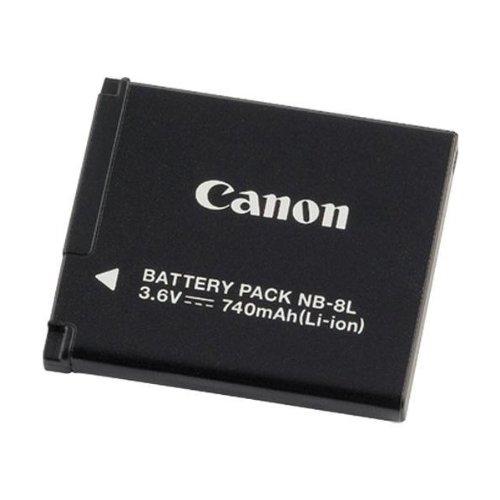 قیمت وخرید باتری دوربین کانن مدل NB-8L مشابه اصلی