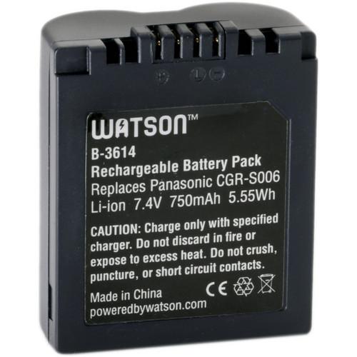 قیمت و خرید باتری پاناسونیک مدل لومیکس CGA-S006E