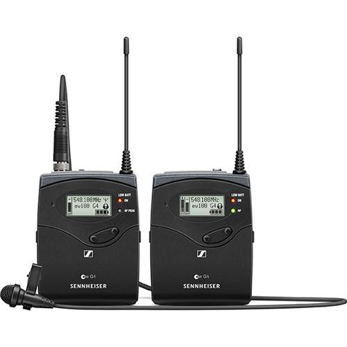 قیمت و خرید میکروفون بی سیم سنهایزر مدل ew112P G4-B