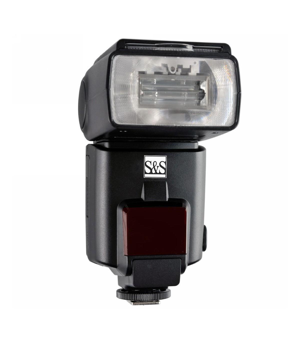 قیمت و خرید فلاش اس اند اس S&S TT660 TTL Flash