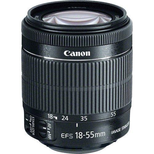 قیمت و خرید لنز کانن Canon EF-S 18-55mm f/3.5-5.6 IS STM